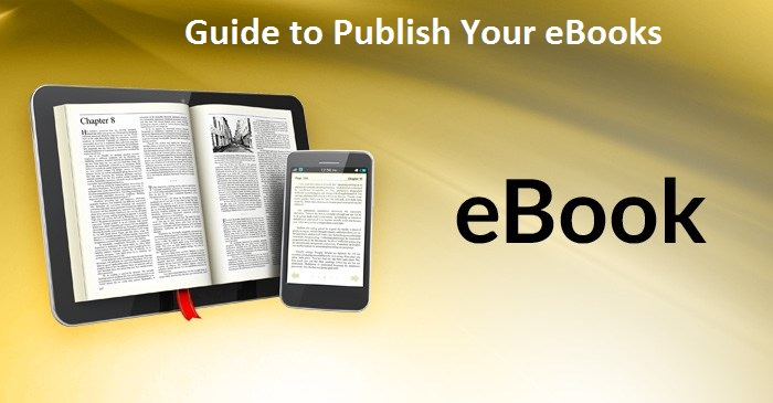 guide to publish your ebooks