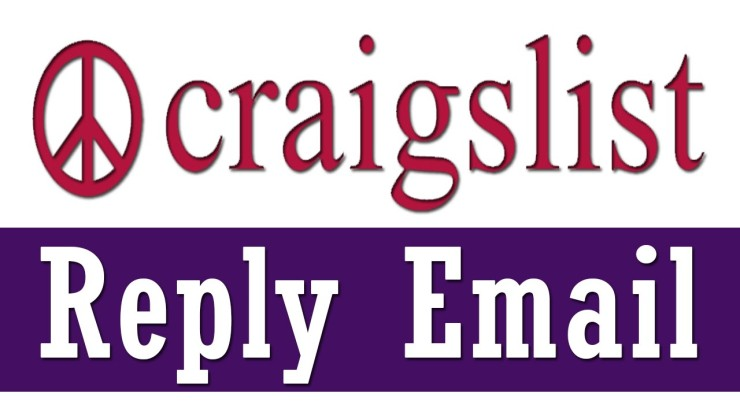 how to respond to craigslist emails anonymously