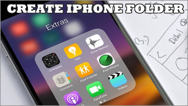How to Set Up Folders and Group Apps on iPhone