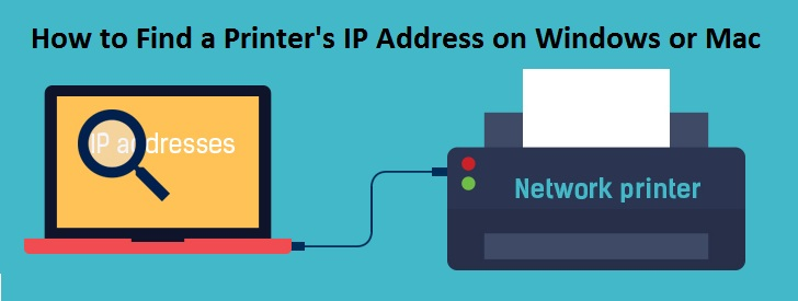 How to Find a Printer's IP Address on Windows or Mac