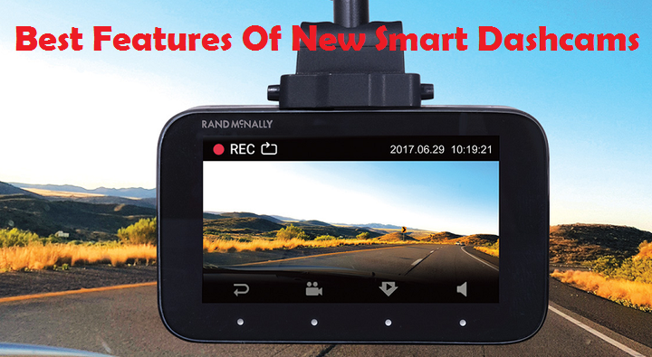 6 Best Features Of New Smart Dashcams