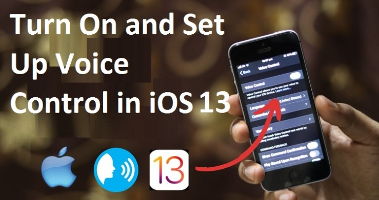How to Turn On and Set Up Voice Control in iOS 13