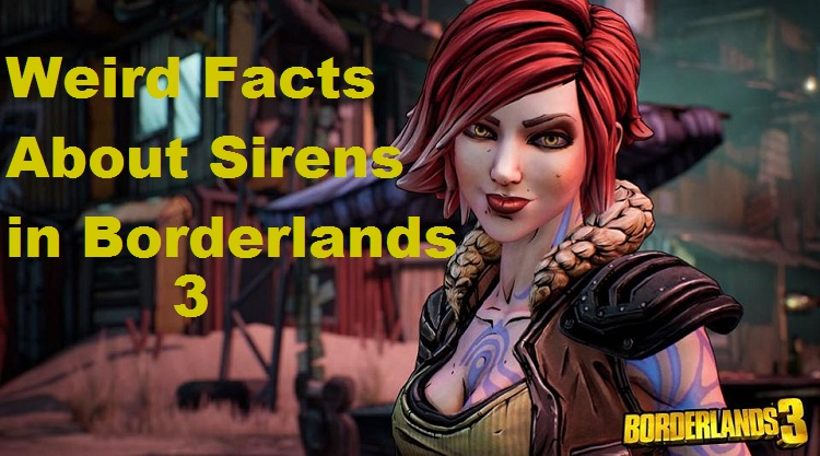 Weird Facts About Sirens in Borderlands 3