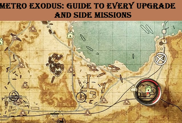 Metro Exodus Guide to Every Upgrade and Side Missions