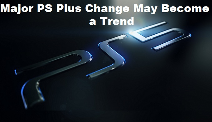 Major PS Plus Change May Become a Trend