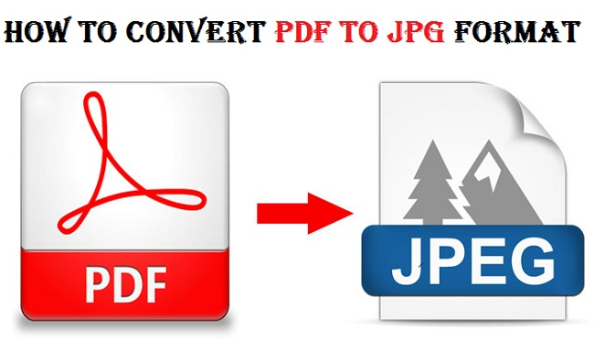 How to Convert PDF to JPG Format