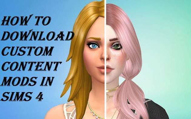 How to Download Custom Content Mods in Sims 4
